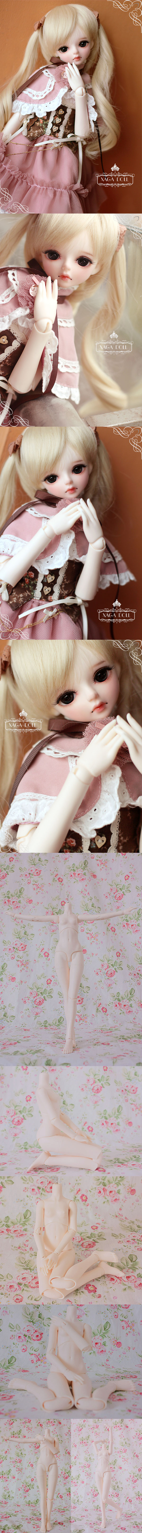 BJD aine 42.5cm Girl Ball-Jointed Doll