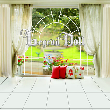 BJD Background/Scenery/Backdrop Photography Settings 5154 Ball-jointed Doll