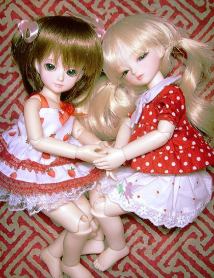 BJD Hana 16cm Girl Ball-jointed Doll