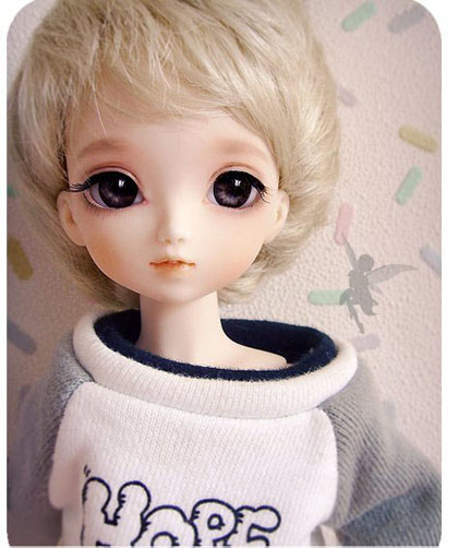BJD Lianrong 16cm Boy Ball-jointed Doll