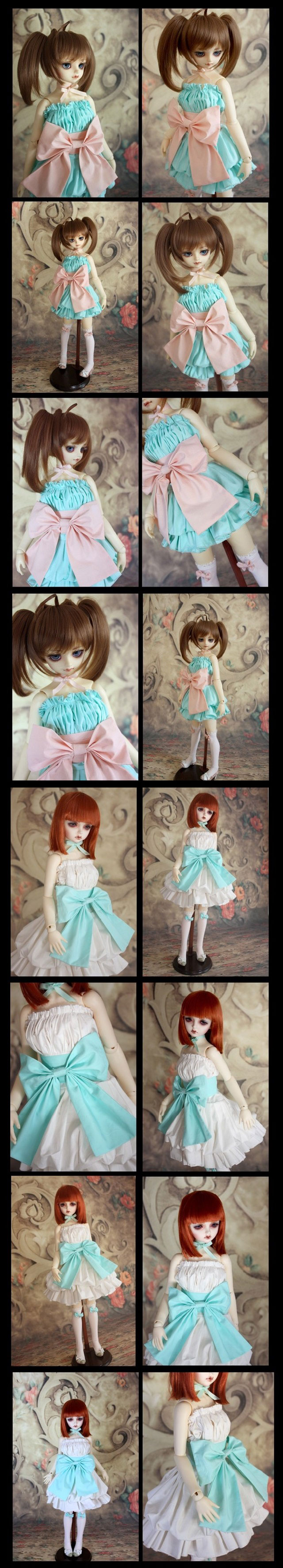 Bjd Clothes CandyGarden for MSD/SD10/SD13/SD16 Ball-jointed Doll