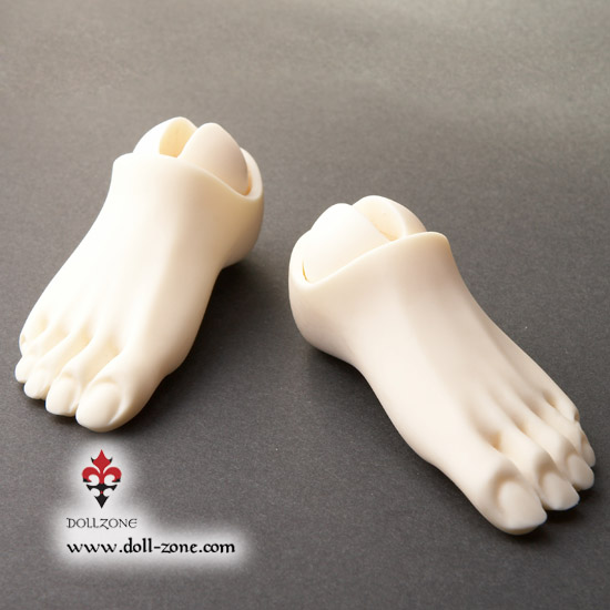 BJD Feet parts for 70cm BJD (Ball-jointed doll) F-B-70-01