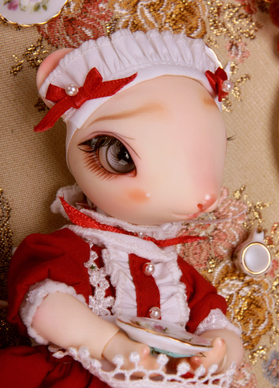 Bjd Clothes C16-017 for Baby Ball-jointed Doll