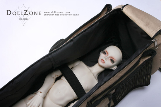 Black Package for SD and 70cm BJD (Ball-jointed doll) Bag_2b