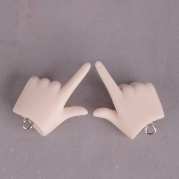 BJD Hands for MSD Ball-jointed Doll