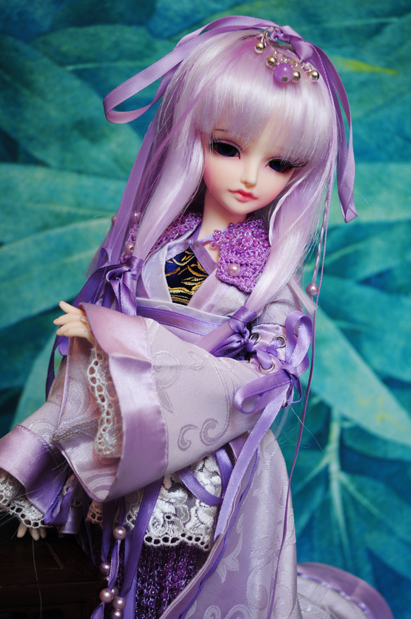 BJD Clothes C-401 for MSD Ball-jointed Doll