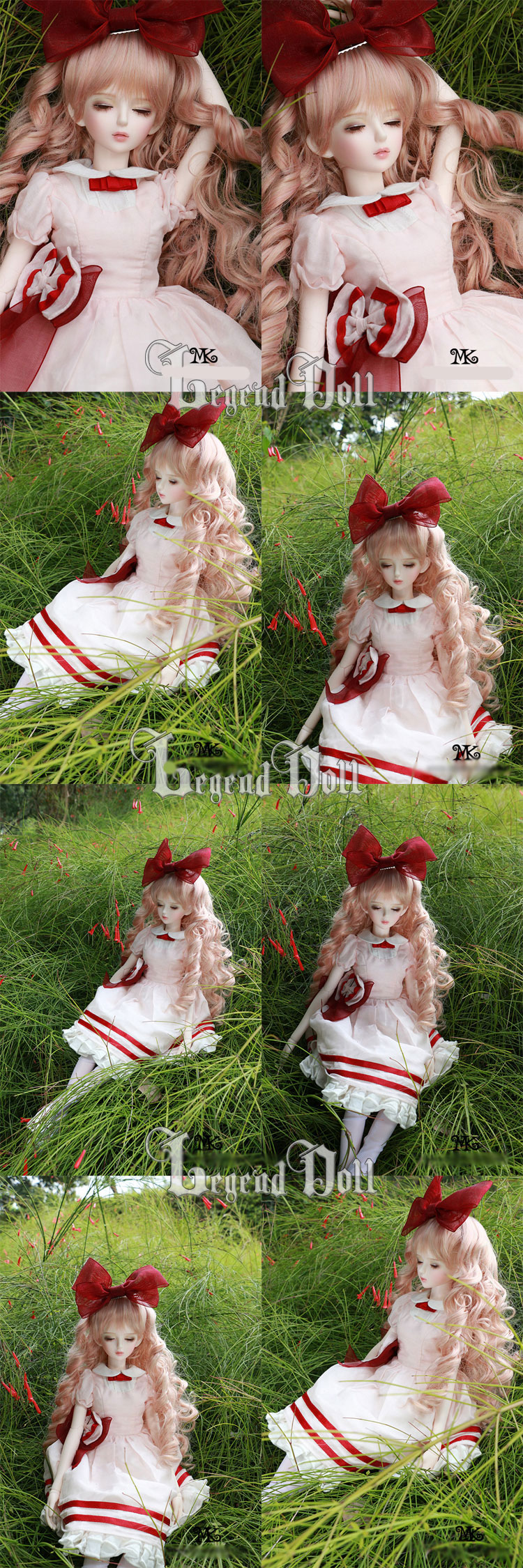BJD Eleanor 45cm Girl Ball-jointed doll