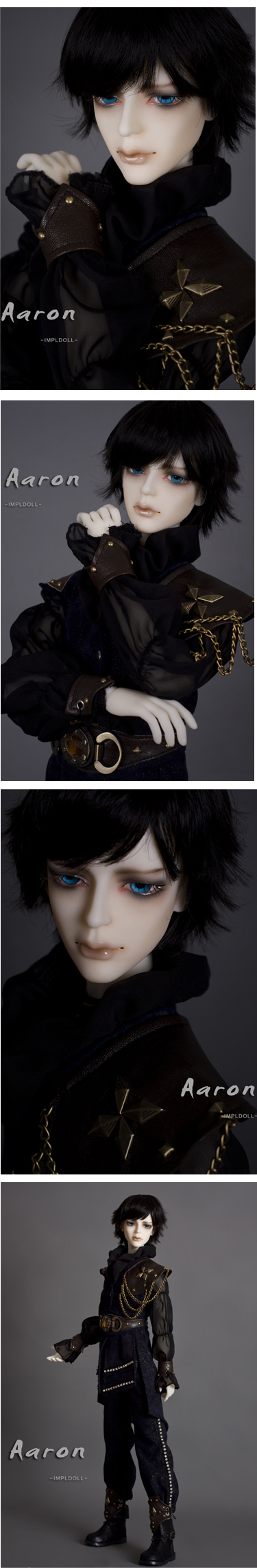 BJD Aaron 64cm Boy Ball-jointed Doll