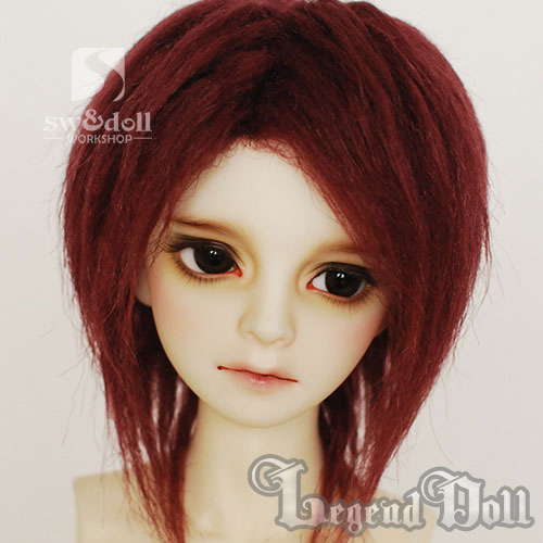 BJD Wig 95 for SD/MSD/YO-SD/BB Size Ball-jointed Doll