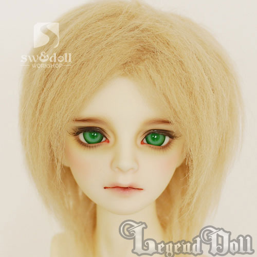 BJD Wig 94 for SD/MSD/YO-SD/BB Size Ball-jointed Doll