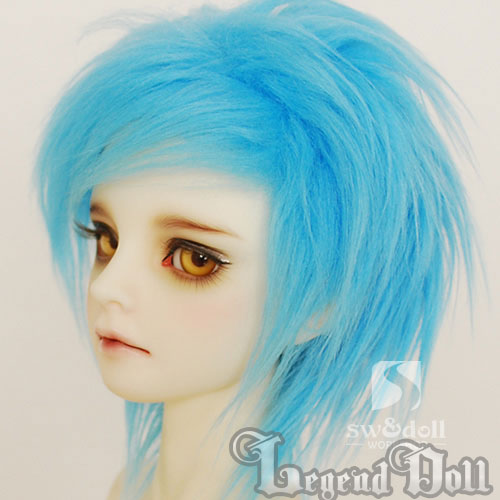 BJD Wig 90 for SD/MSD/YO-SD/BB Size Ball-jointed Doll