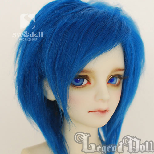 BJD Wig 91 for SD/MSD/YO-SD/BB Size Ball-jointed Doll