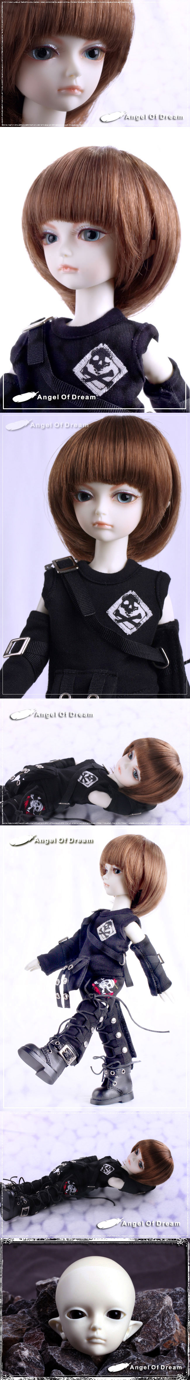 BJD Aiai 27cm Boy Ball-jointed doll