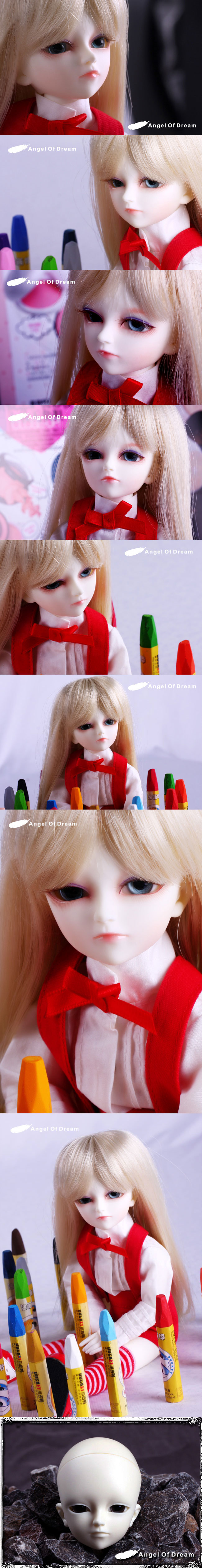 BJD Nini 27cm Girl Ball-jointed doll