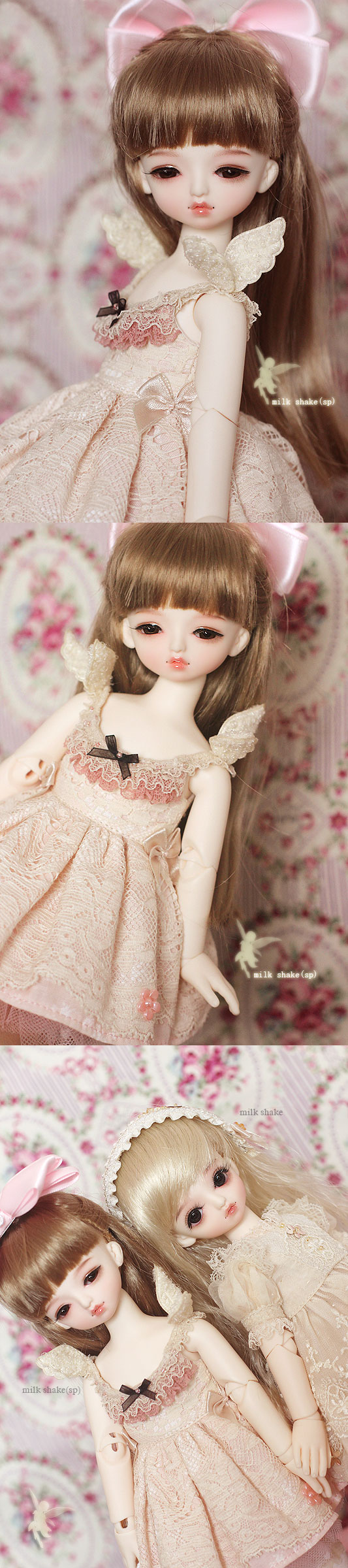 BJD Naixi-SP 27cm Girl Ball-jointed Doll