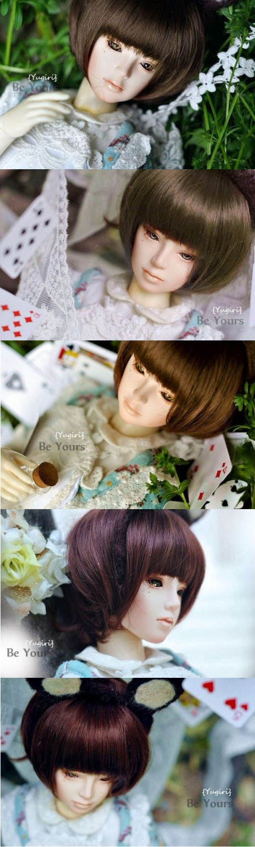 BJD Yugirl 60.5cm Girl Ball-jointed doll