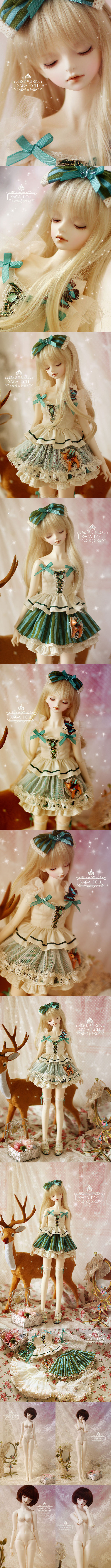 BJD Clear-SP 59cm Girl Ball-Jointed Doll