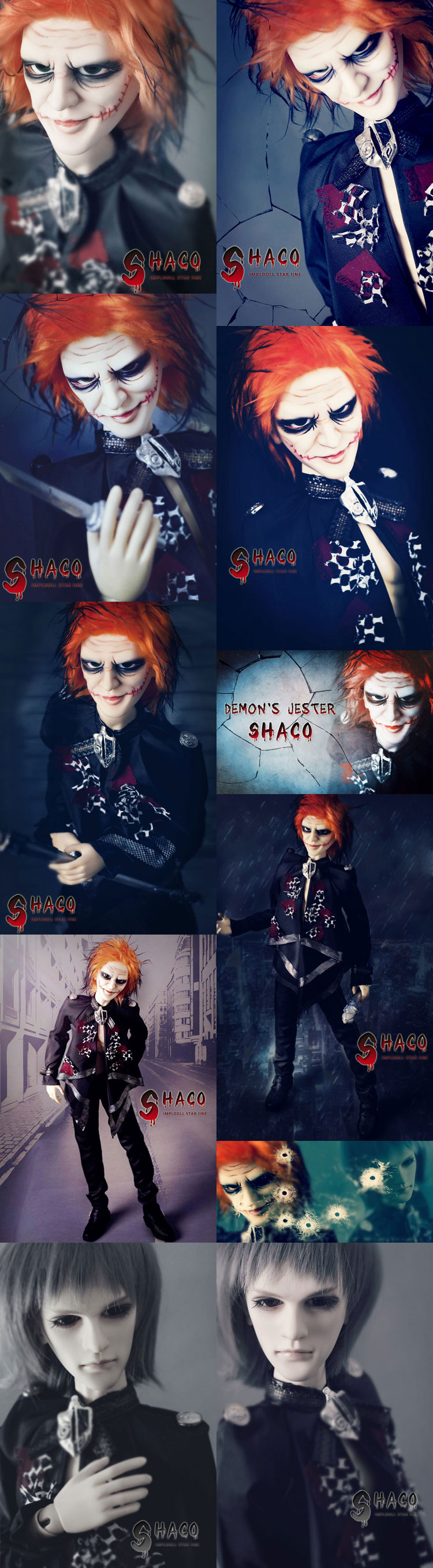BJD Shaco Limited 64cm Boy Ball-jointed Doll