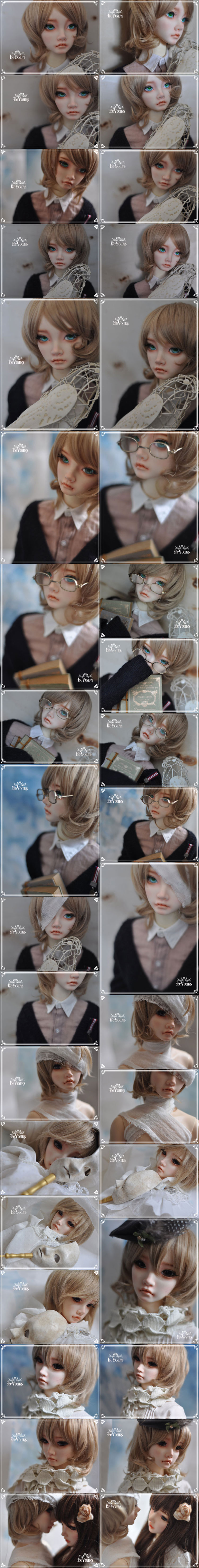 BJD Tree 62cm Boy Ball-jointed doll