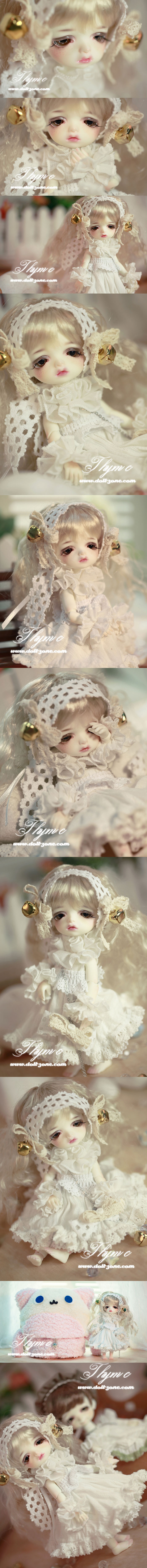 BJD Thyme 16cm Girl Ball-jointed Doll