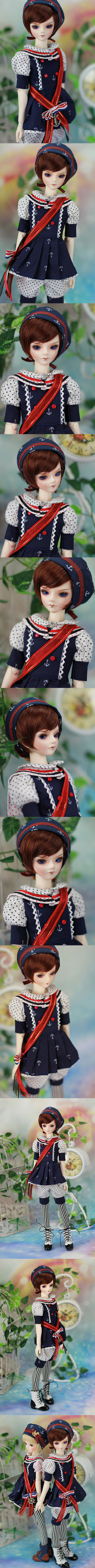 BJD Elvis 45.5cm Boy Ball-jointed doll