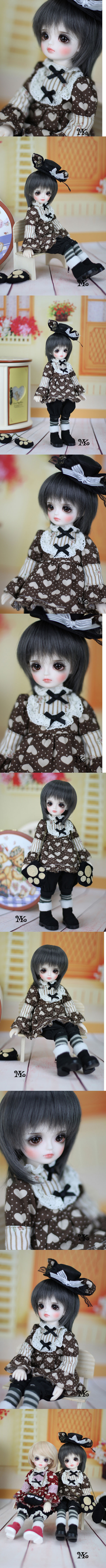 BJD Eddy 27cm Girl Ball-jointed doll