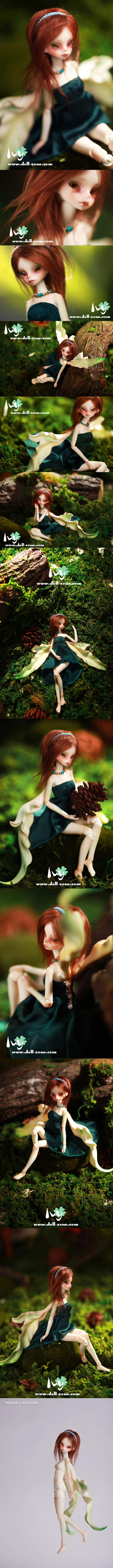BJD Ivy 20cm Girl Ball-jointed Doll