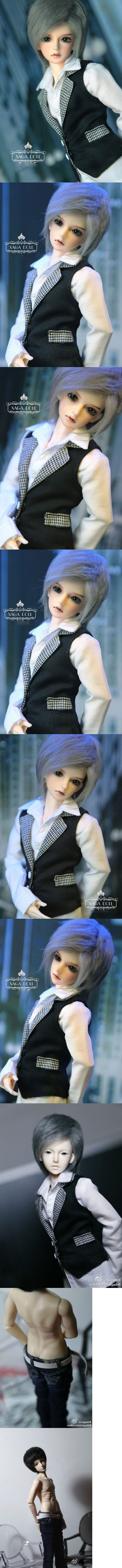 BJD Cyrus 30cm Boy Ball-Jointed Doll