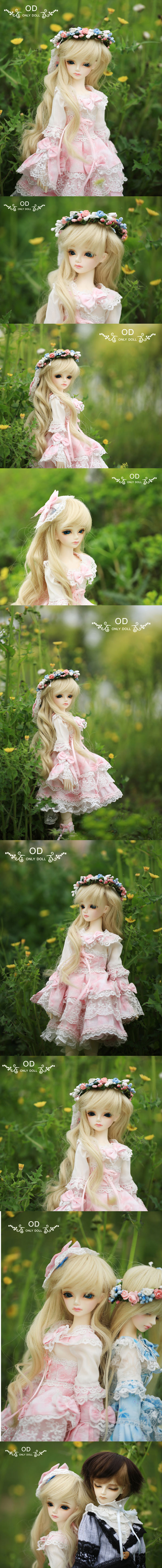 BJD Ting Girl 43cm Boll-jointed doll