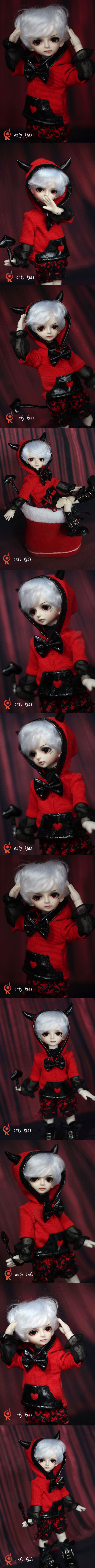 Bjd Clothes costume set for Yo-SD size doll Ball-jointed Doll