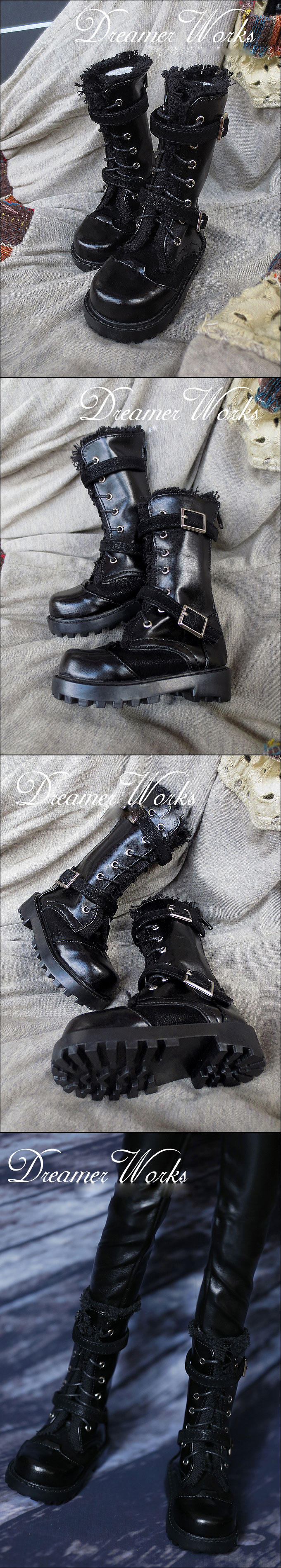 Bjd Shoes for 70cm/SD/MSD Ball-jointed Doll