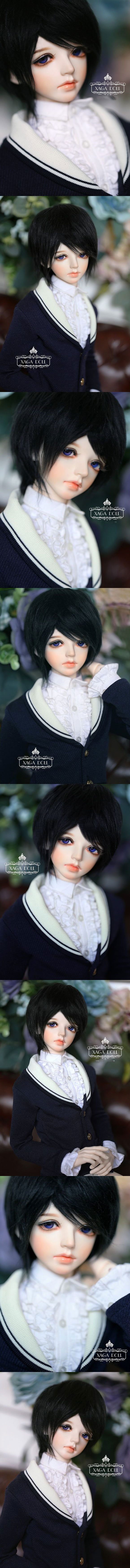 BJD Cyril Boy 65cm Ball-Jointed Doll
