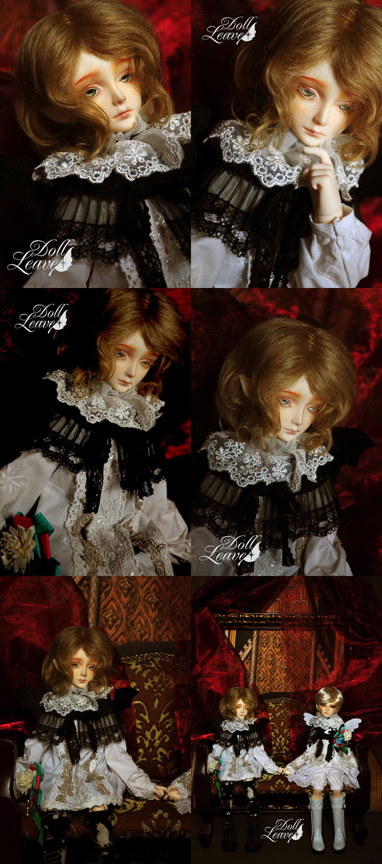 BJD Wish Boy 42cm Boll-jointed doll