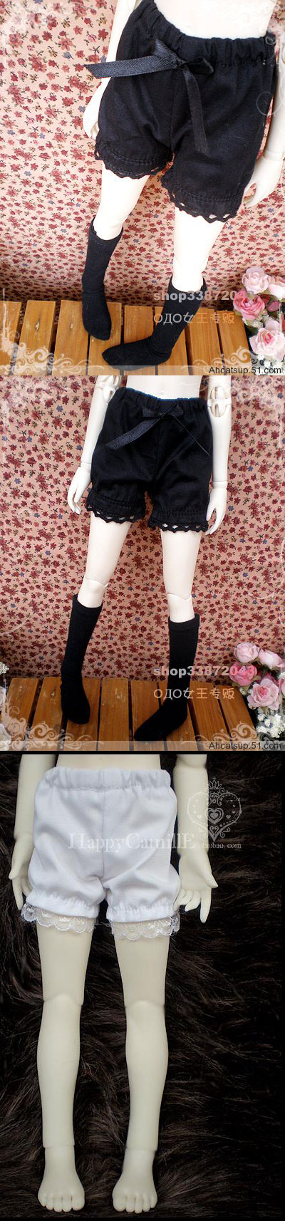 BJD Clothes Short Pants SD/MSD Ball-jointed Doll