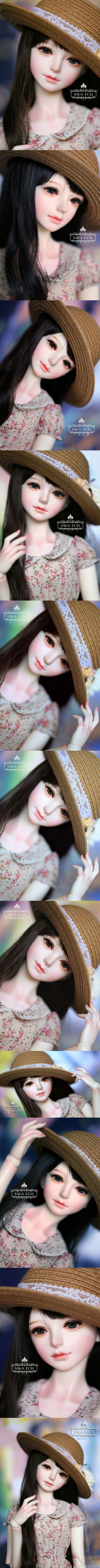 BJD Elsie Girl 60cm Ball-Jointed Doll