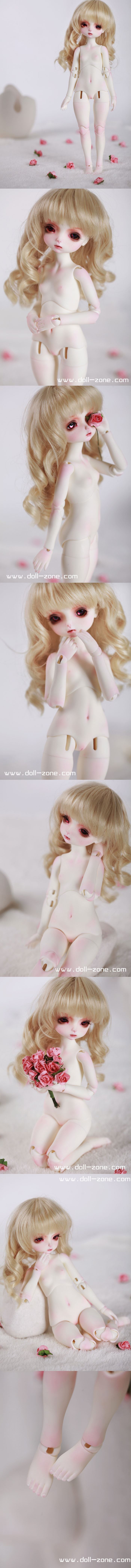 BJD Body B27-004 Girl Boll-jointed doll