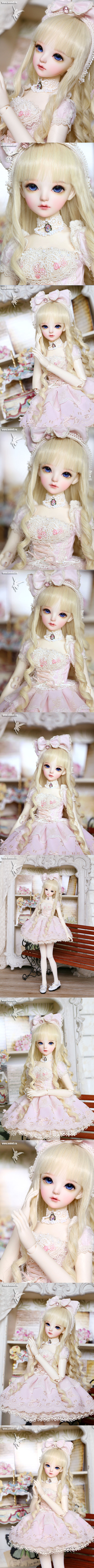BJD Moira 58cm Girl Ball-jointed Doll