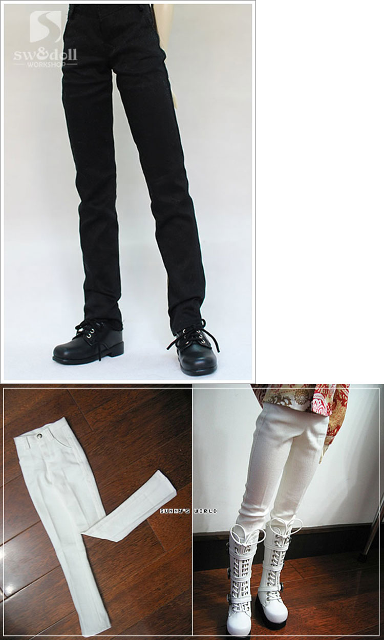 Bjd Pants for 70cm/SD/MSD Size Ball-jointed Doll