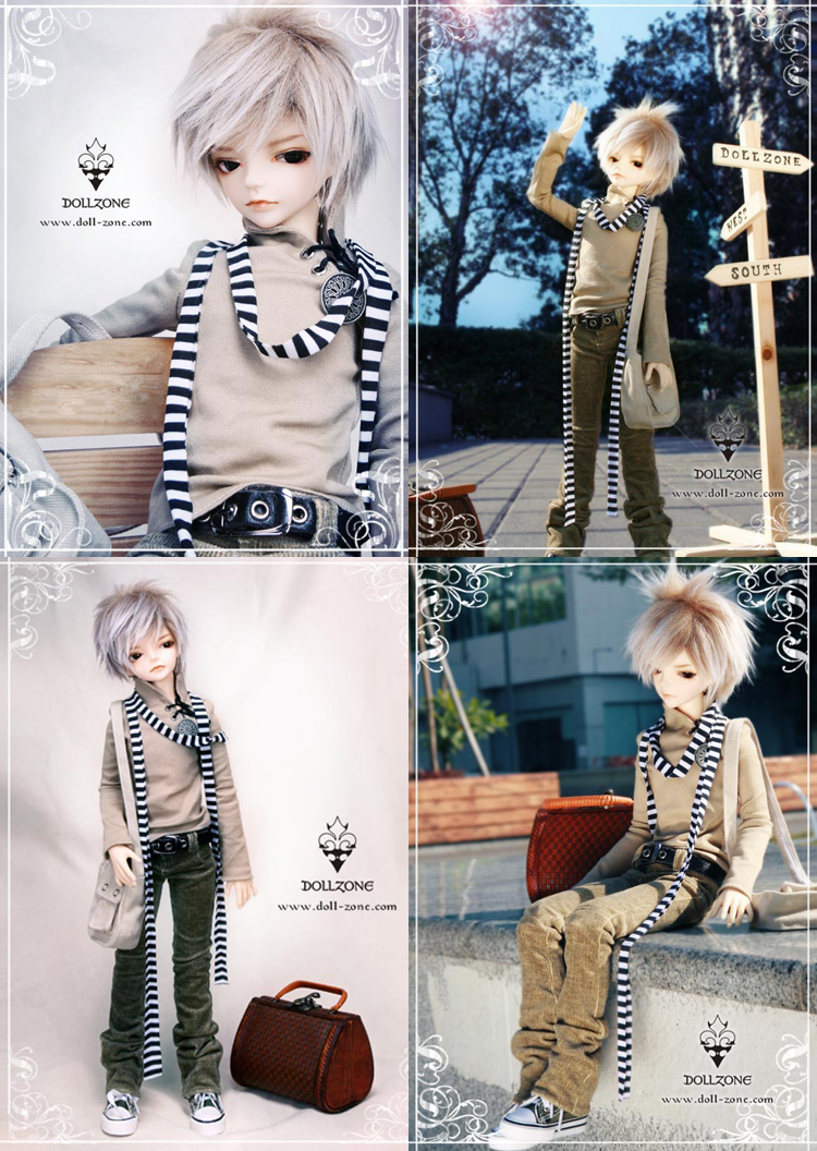 Bjd Clothes C45-011 for MSD Ball-jointed Doll