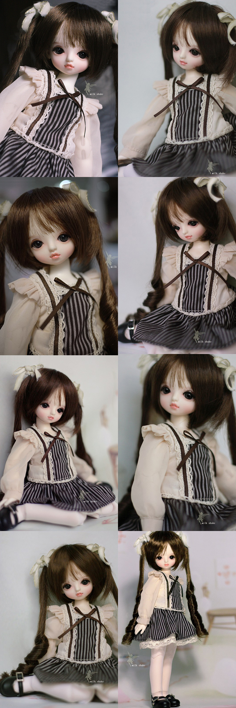 BJD Shake 16cm Girl Ball-jointed Doll